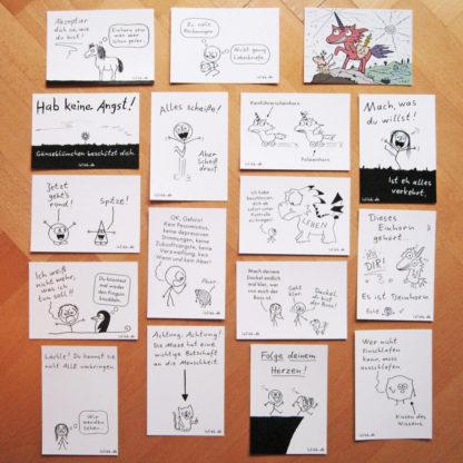 islieb Postkarten-Set