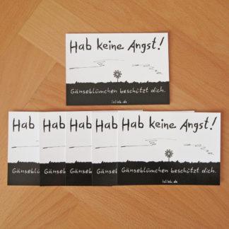 Gänseblümchen Postkarten-Set islieb