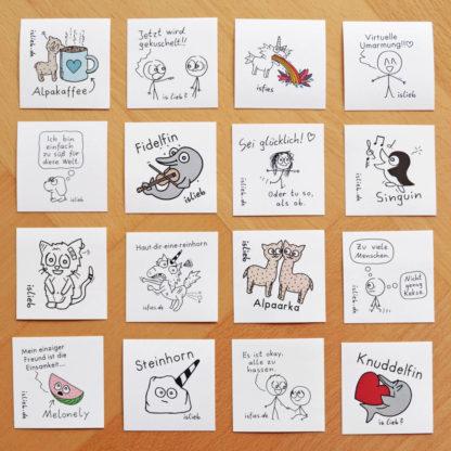 islieb Mini-Sticker